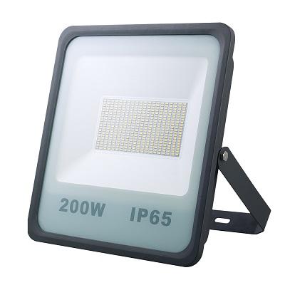 Refletor de Led 200w Bivolt Branco Frio, Up Led