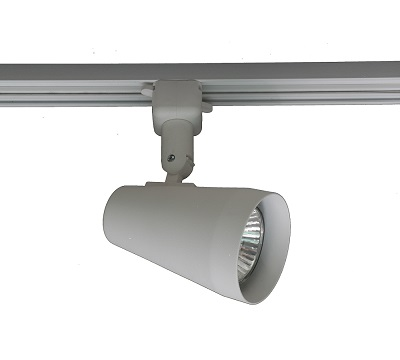 Spot Cone Branco Fosco Par-20 Plug Altrac - Altena