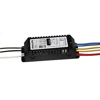 Reator Eletrônico 2x20w Afp Bivolt Basic 50/60hz Hpf - Eb220a16/26 P - Philips