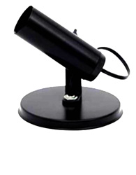Spot Tubinho Preto E27 Para 1 Lâmpada Até 60w - Sp16951pt - Kin Light