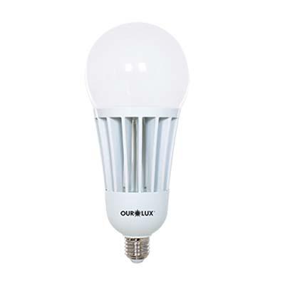 Lâmpada Led Alta Potência 65w Bivolt 6500k Certificada - Ourolux