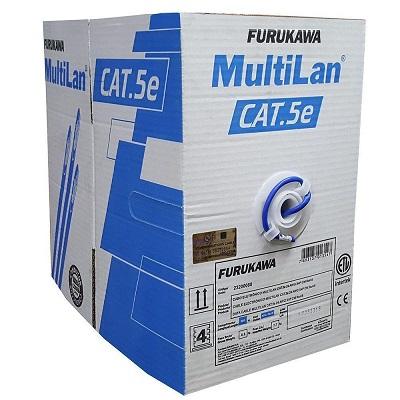 Cabo de Rede Cat5e Multilan 305mts, Furukawa