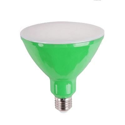 Lâmpada Led Par38 16w Bivolt Verde - Ourolux