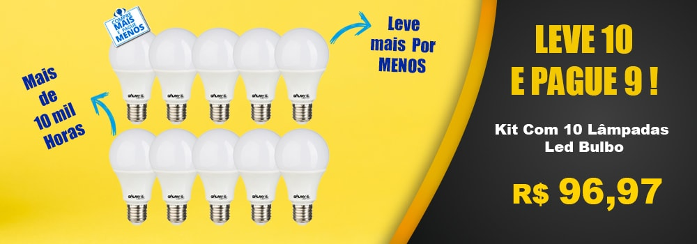 Kit Lampada LED