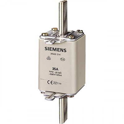 Fusível Nh 02 355a - 3na3254 - Siemens