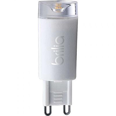 Lâmpada Led G9 2,5w Bivolt Luz Amarela - Brilia