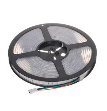 Fita Strip Led Com 300 Leds Uso Interno Luz Branca Quente 12v Ip20 - 80010 - Be.led
