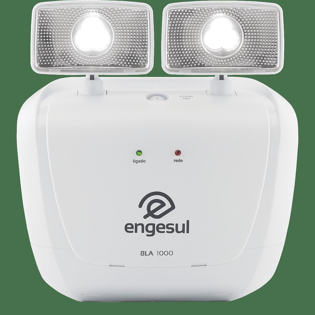 Luminária de Emergência Autônoma Bla 1000 Engesul