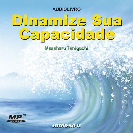 CD Audiolivro Dinamize sua Capacidade