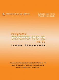 CD Kit - Palestras Ilona Fernandez
