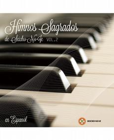 CD Himnos Sagrados da SNI Vol. 2 - Espanhol