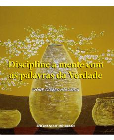 CD Discipline a Mente com as Palavras da Verdade