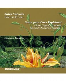 CD Sutra para Cura Espiritual / Palavras do Anjo