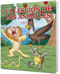 La Lección de los Animales - Espanhol