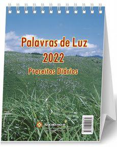 PALAVRAS DE LUZ 2022 (PRECEITOS DIARIOS) MESA
