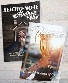 Assinaturas de Revistas ´´Fonte de Luz + Mulher Feliz´´