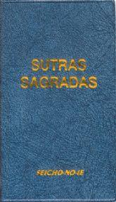 Sutras Sagradas Capa Plástica