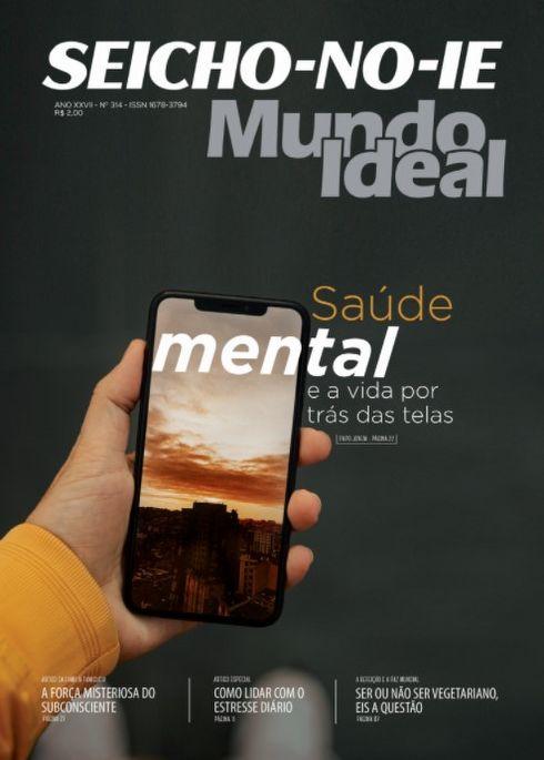 Assinatura Revista Mundo Ideal