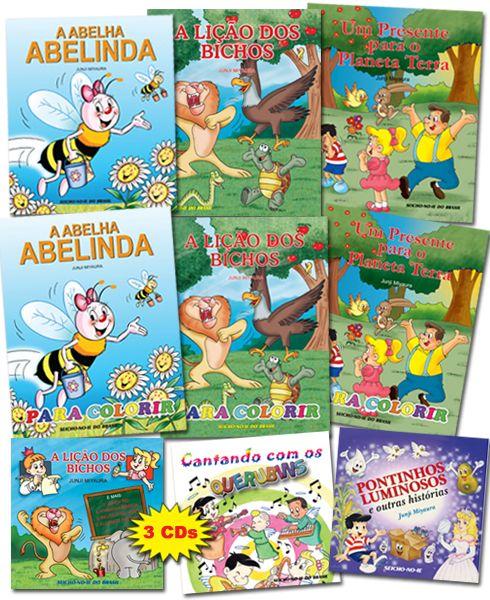 Kit - Para o Dia das crianças