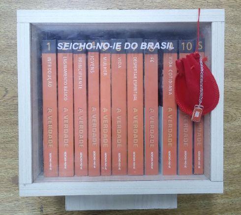Coleção A Verdade - Caixa de Madeira