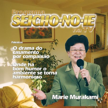 CD Palestras Seicho-No-Ie NA TV (Marie)