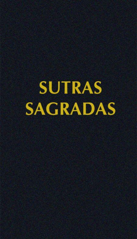 Sutras Sagradas - Capa Dura
