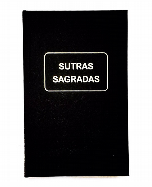Sutras Sagradas 11,5 x 17,5 cm