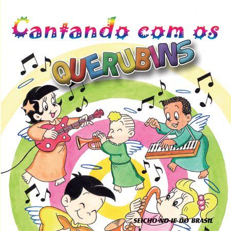 CD Cantando com os Querubins