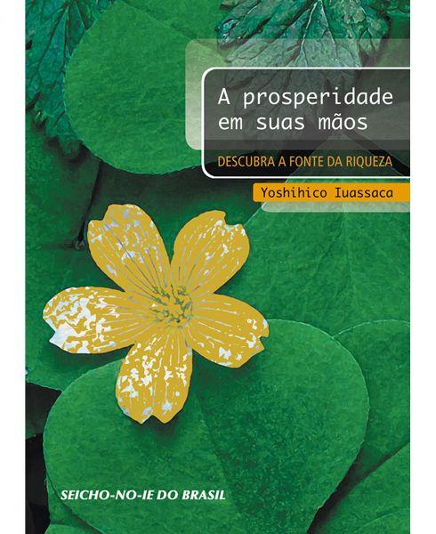 Livro A Prosperidade em suas Mãos