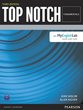 Top Notch Fundamentals Student Book with My_EnglishLab_Third Edition - 3ª ed.