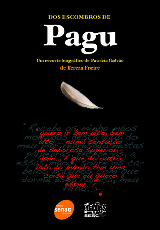 Dos escombros de Pagu - 1ª ed.