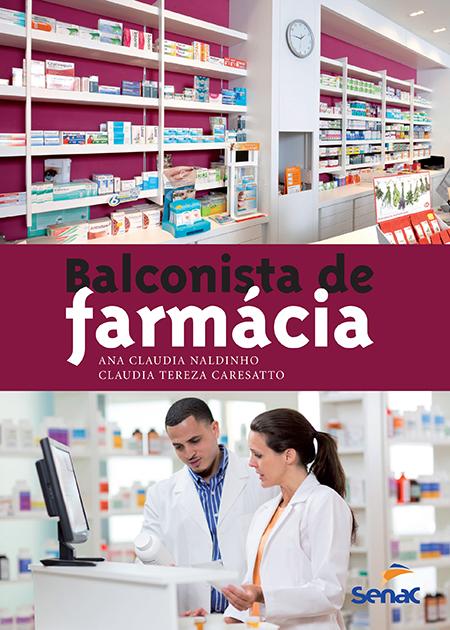 Balconista de farmácia - 2ª ed.