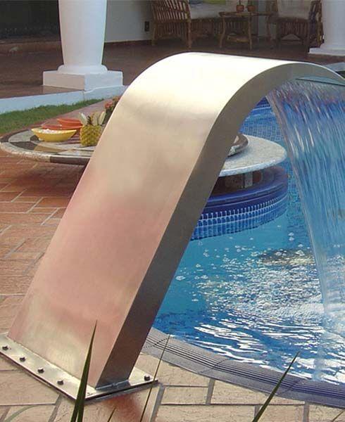 Cascata para piscina Iguaçu Pratic Jr