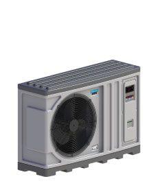 Aquecedor para Piscina - Trocador de calor TH 80 Horizontal