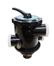 Válvula Multi vias completa para filtros FVP