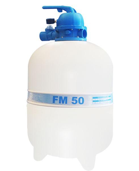 Filtro para piscina FM-50 p/ até 78 mil litros