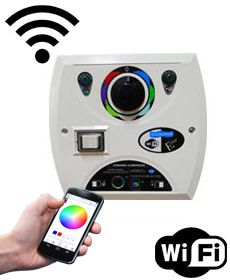 Comando Four Fix c/ Wi-Fi para Led