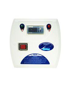 Comando Digital para Sauna a Vapor Universal e Steam Inox de 6 kw e 9 kw