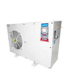 Trocador de calor TH 40 220V bif Horizontal