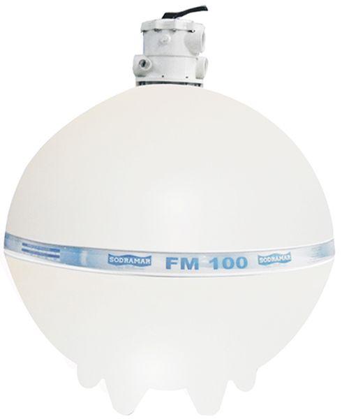 Filtro para piscina FM-100 p/ até 312 mil litros