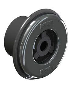 Dispositivo de retorno Standard Prata/Inox  Para piscinas de vinil
