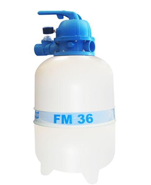 Filtro para piscina FM-36 p/ até 40 mil litros