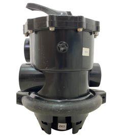 Válvula Multi vias completa FM-100 com abraçadeira (Modelo Antigo)