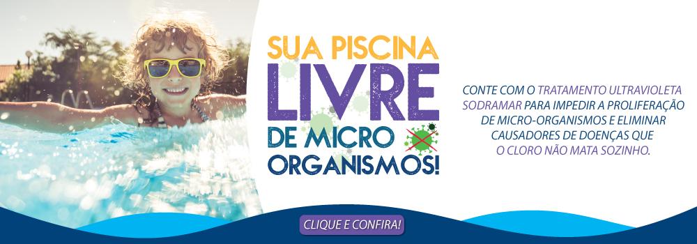 Ultra violeta - Livre de micro-organismos