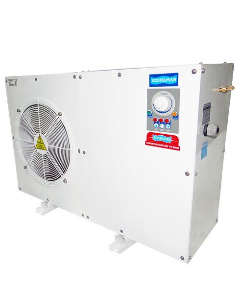 Trocador de calor TH 25 220V bif Horizontal