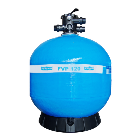Filtro FVP-120 para até 451 mil litros