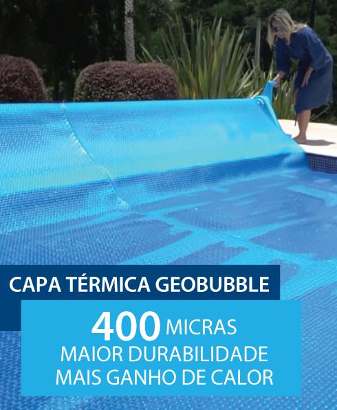 Capa Térmica Geobubble 5x10m (50m²)