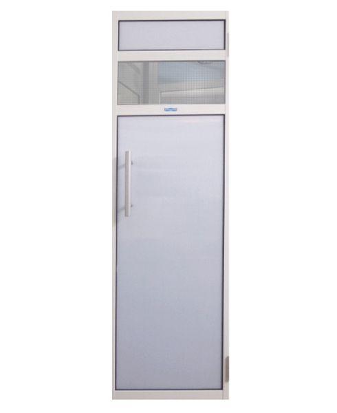 Porta de Policarbonato  0,57x1,90 m para Sauna a vapor