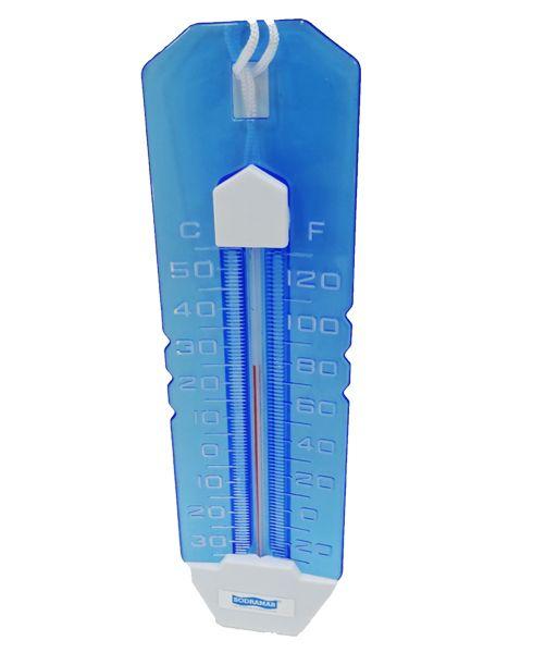 Termômetro plástico