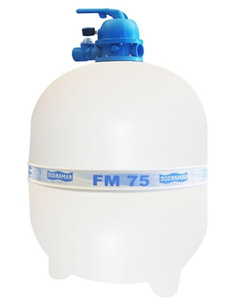 Filtro FM-75 p/ até 176 mil litros